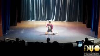 Jose Luis Gutiérrez - JustAHelpingHand 2016 (Performance)