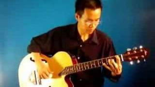 暧昧 - 杨丞琳 - Ai Mei - Guitar Solo - http://williamkok.com