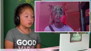 Kids react to Lil pump ,boss