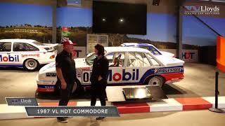 """1987 Holden VL Group A """"Race Car"""""""