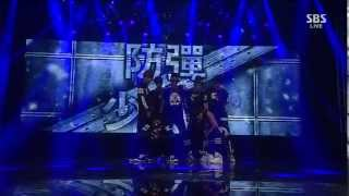[Vietsub][Ryo] Inkigayo BTS - No More Dream