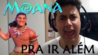"MOANA - ""Pra Ir Além"" / ""We Know The Way"" (COVER BRASIL)"