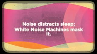 White Noise Machine and Natural Relief from Insomnia