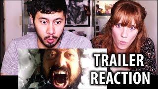 IMAIKKAA NODIGAL   Anurag Kashyap   Atharvaa   Teaser Trailer Reaction w/ Megan!