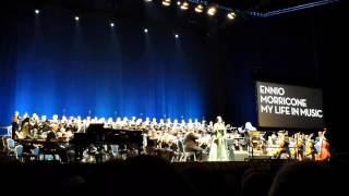 Ennio Morricone - Ecstasy Of Gold - LIVE at Budapest 2014.02.15