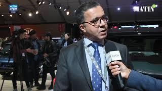 """Mehdi Bouhafs : """"Nos voitures sont belles, sexy et branchées"""""""