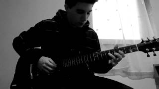 Christina Perri - A Thousand Years (guitar instrumental cover by Peter Gergely)