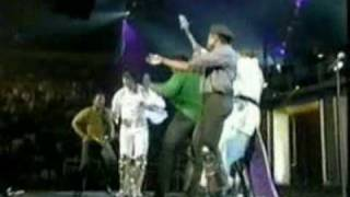 The Jacksons: I want you back (Live New York 2001).