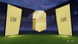 FUT18 Play Thirty Gold Premium Pack Opening
