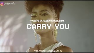 New Afrobeat Dancehall *CARRY YOU* Krizbeats X yemi alade Type Beats