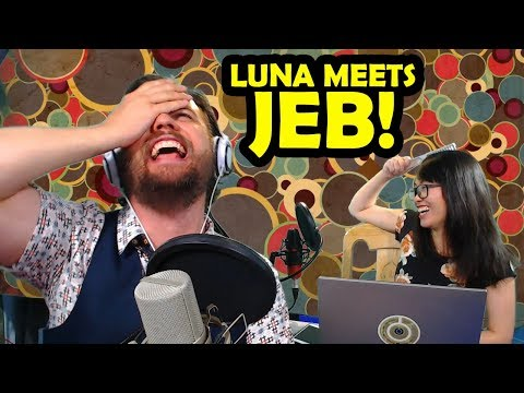 Jeb + Bernie + Luna | Viet Commie Gear | Luna's Tiny Pinkies