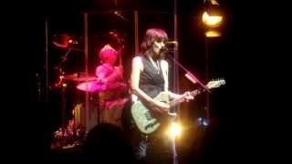 The Pretenders - Back On The Chain Gang (Live)