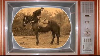 Silent Movie for kids - Funny Horse (Buster Keaton)
