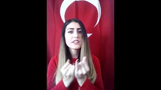 GÜLÜMSE ANNE -İŞARET DİLİ-