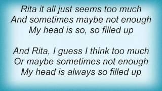 Los Lobos - Rita Lyrics