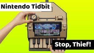Nintendo Tidbit: Talent show LIAR claims he MADE Nintendo Labo!