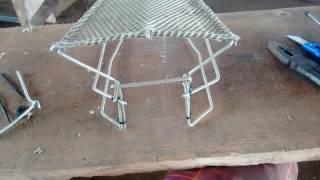 veja este video,gaiola de baja feita em casa,transformando buggy 1/8 em baja somente com a gaiola