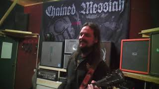 Chained Messiah - No Saviour CD Release promo