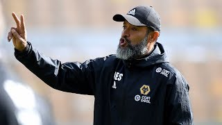 Nuno on the trip to Old Trafford and his reunion with Mourinho