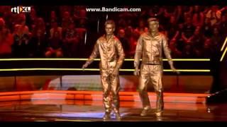 Elastic Double halve finale Everybody Dance Now #EDN