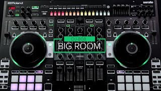 How to create a Hardwell-style Big Room beat on the DJ-808
