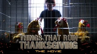 Things That Ruin Thanksgiving! (Official Fake Trailer)