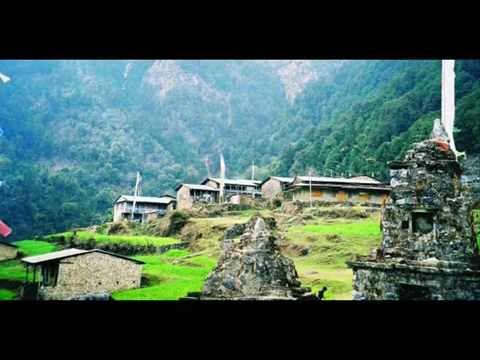 Rejser Ferie i Nepal Ghalegaun Trek ferie rejser Kathmandu Nepal