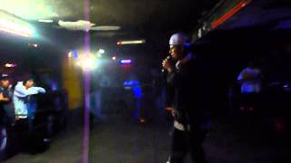 "BANS3D ""DESDE LA PRISION"" LIVE hip hop peruano 2013"