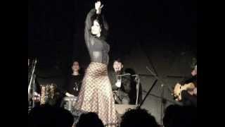 """Carmen Meloni """"Ciclo Flamenco- Tablao Altantide"""" 17-03-2013"""