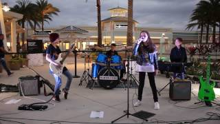 Uma Thurman by Fall Out Boy - live band cover