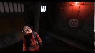 Star Wars Battlefront Nien Nunb Emotes