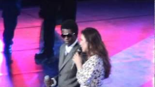 Ivete Sangalo Madison Square Garden - PENSANDO EM NÓS DOIS (COM SEU JORGE)