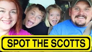 SpotTheScotts ~ A New American Dream Full Time RVing! ~ Channel Trailer