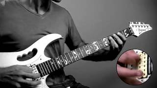 Fusion Rock Guitar Riff