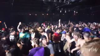 Downlink @ the intersection 9/8/16 (Moshpit)