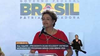 Dilma foi roraimada mega funk  2015