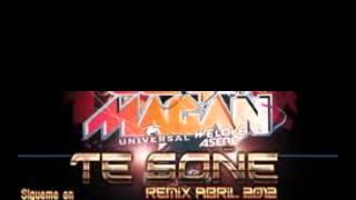 Juan Magan   Te Soñe feat  Grupo Extra, Fuego