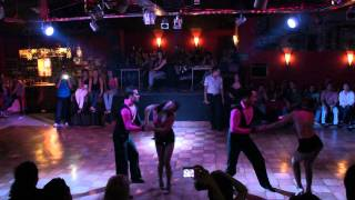 Salsa Vs Bachata - Migente - Adrenalina - Salsa