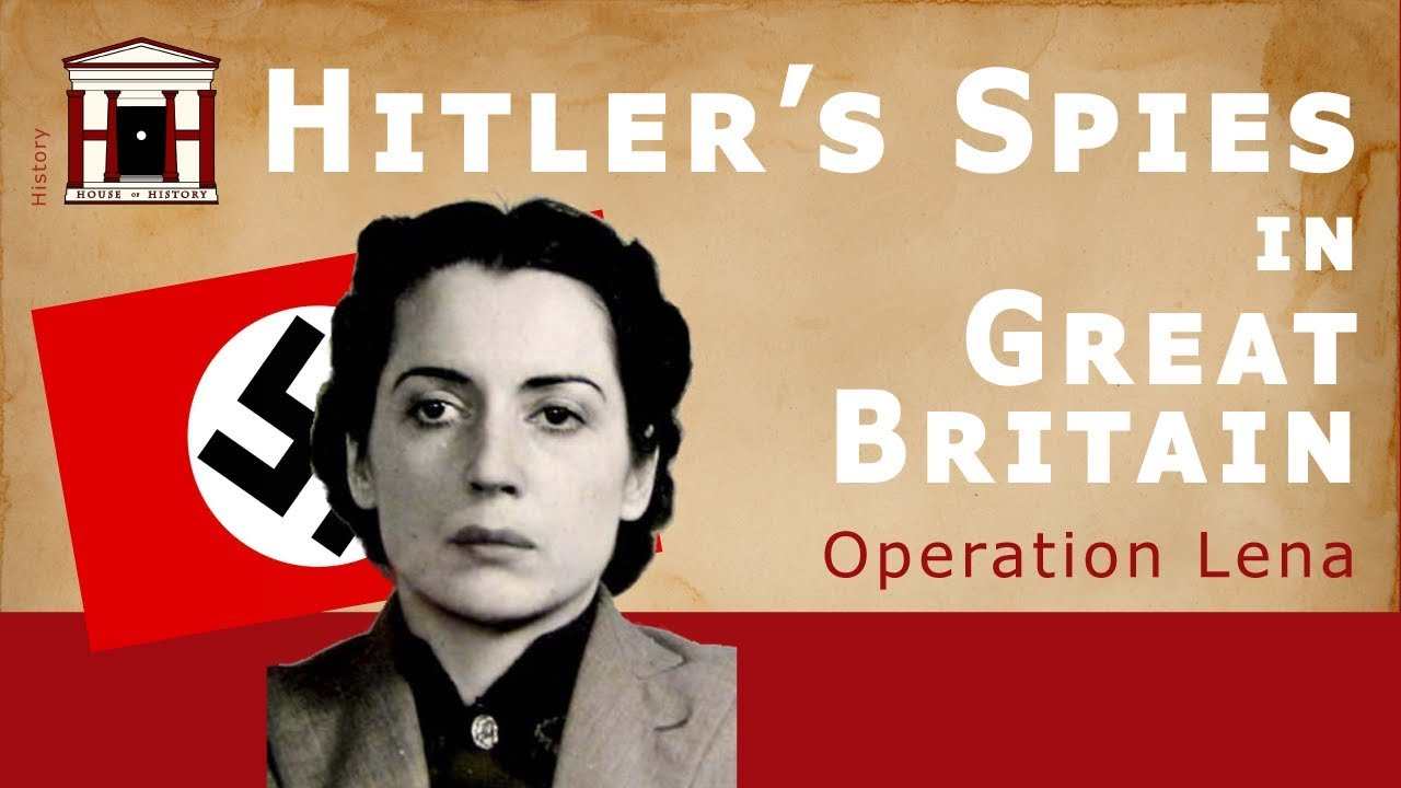 Hitler's Spies in Great Britain