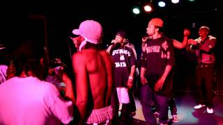 Stormin Stakk, Ms. Feleaseon & Big Bird (LIVE @ Riley's) Different Strokes 4 Different Fokes