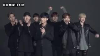 MONSTA X anunciando o seu debut no Japão [Legendado PT-BR]