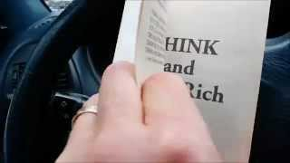 Think and Grow Rich chapter 1 #Thrivelife 3min video