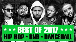 🔥 Hot Right Now - Best of 2017 | Best R&B Hip Hop Rap Dancehall Songs of 2017 |New Year 2018 Mix width=
