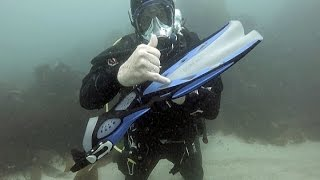 Scuba Diving Equipment Review: Mares X-Stream Fins