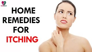 Home Remedies for Itching - Health Sutra