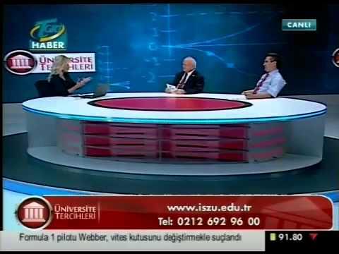 İstanbul Sabahattin Zaim Üniversitesi - TGRT Haber - Üniversite Tercihleri 21 Temmuz 2012