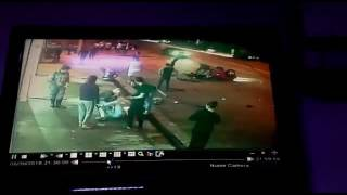 ATENŢIE, VIDEO ŞOCANT. FILMUL ACCIDENTULUI DE LA CET (2)