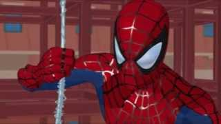 Spider Man The New Animated Series Season 1, Ep. 1 Clip 1