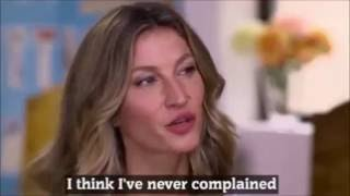 The Legend of Gisele Bündchen  |  English Interview Tips