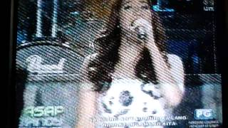 Angeline Quinto nanghihinayang live on asap 18